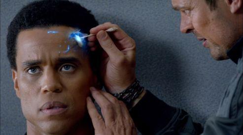 Borg HOF Almost Human Kennex and Dorian