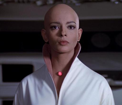 Borg HOF Ilia probe