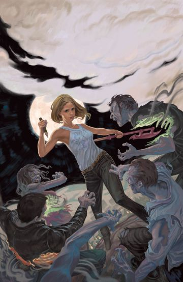 Buffy Season 10 Issue 1 cover A