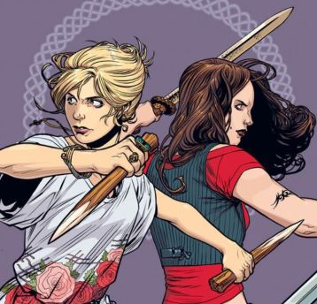 Buffy Season 10 issue 2