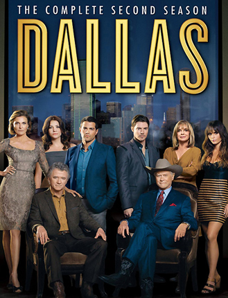 tomorrow, the last day's of J.R. Ewing in Season 2 of Dallas on DVD
