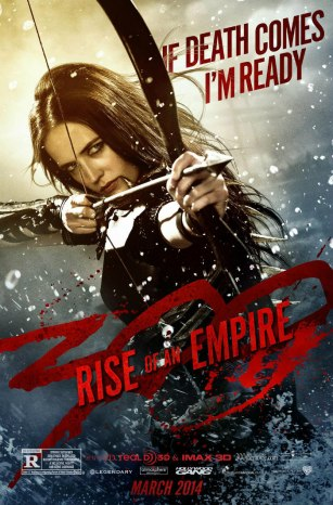 eva green 300 rise of an empire poster