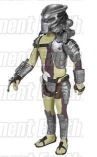 Predator masked sculpt
