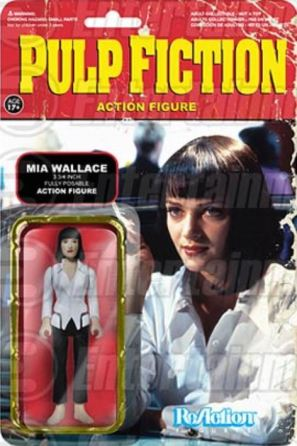 Pulp Fiction ReAction figures Funko