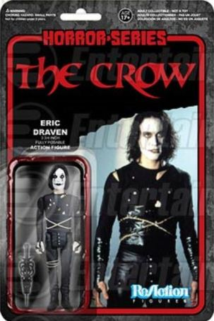 ReAction Funko The Crow Eric Draven figure
