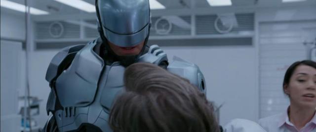 RoboCop and Oldman