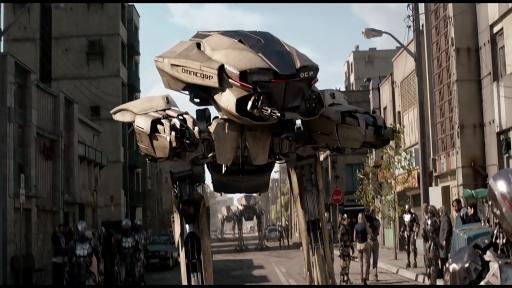 Robocop tehran