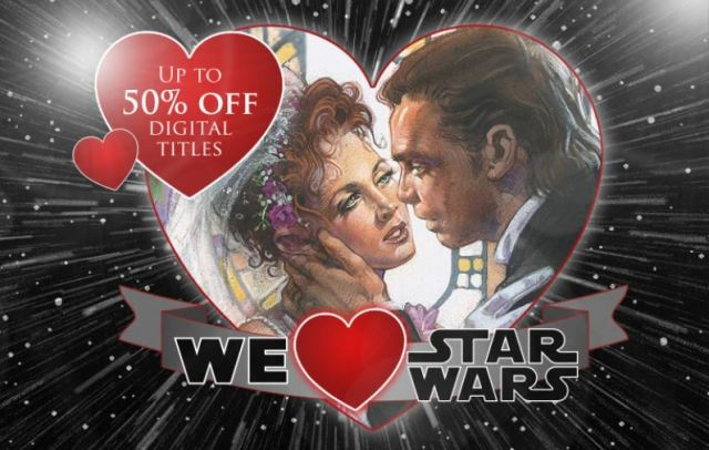 Valentines Day Weekend Star Wars sale