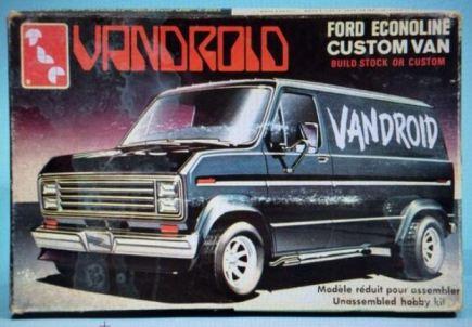 Vandroid model mockup by TLEdwards