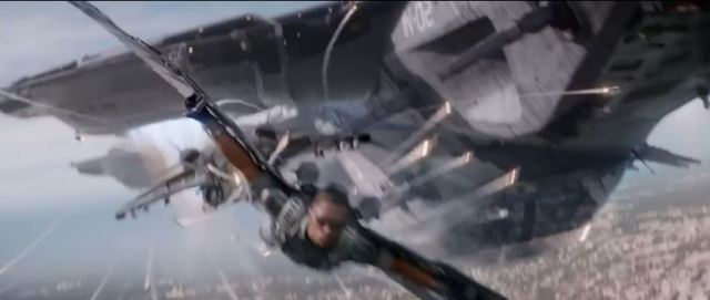 Winter Soldier Falcon