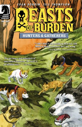 Beasts of Burden cover