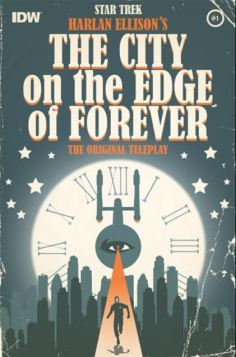 City on the Edge of Forever from IDW Publishing JK Woodward