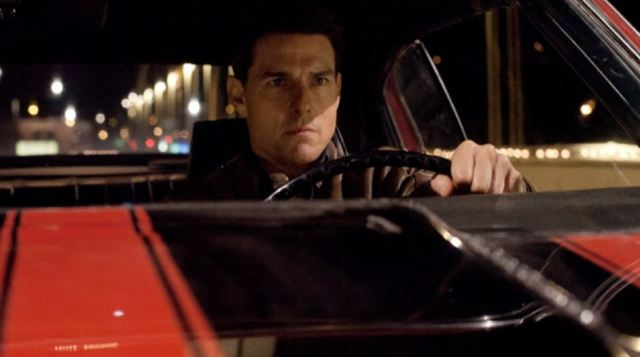 Cruise in Jack Reacher