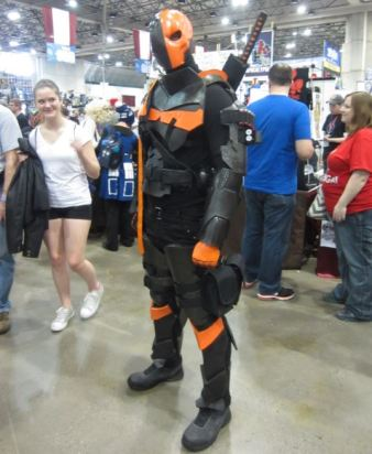 Deathstroke at PC 2014