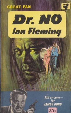 Doctor No pulp cover