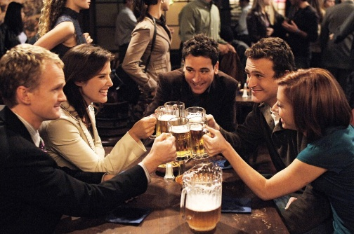 How I Met Your Your Mother cast