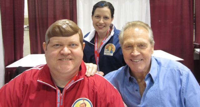 Meeting Lee Majors