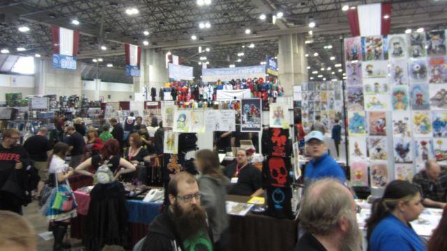 Planet Comicon 2014