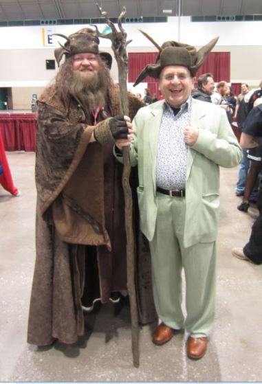 Radagast and Radagast