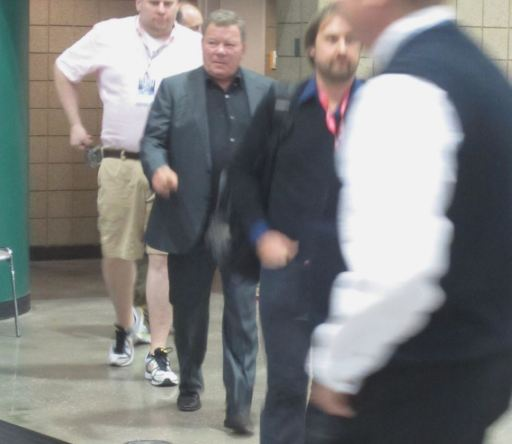 Shatner Planet Comicon