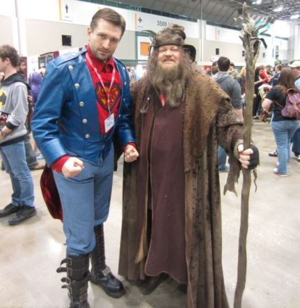 Steampunk Superman