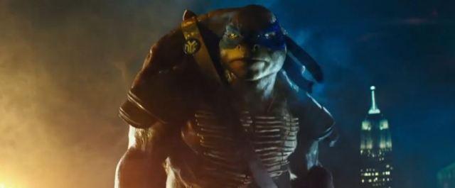 TMNT turtle