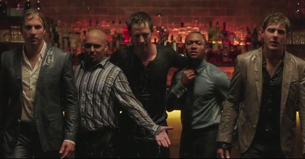 Veronica Mars bar fight