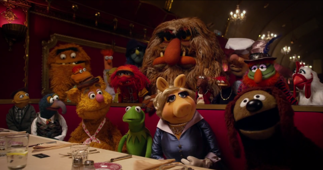 All the Muppets from Muppets Most Wanted