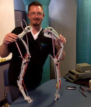 bionic animal legs