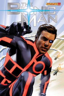 Bionic Man 17 final cover