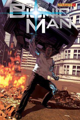 Bionic Man 19 final cover