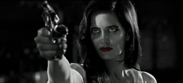 Eva Green Sin City Dame to Kill For