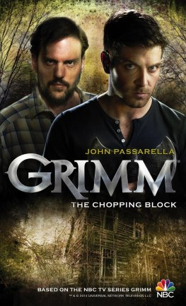 Grimm The Chopping Block