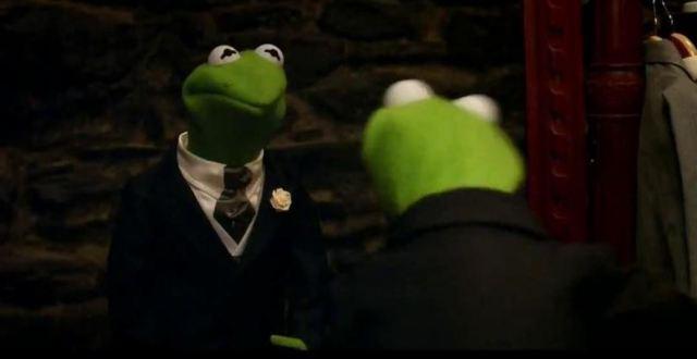 Kermit and Constantine