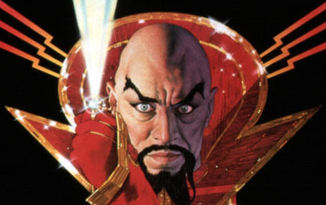 Ming the Merciless Von Sydow