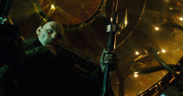 Nero from Star Trek 2009
