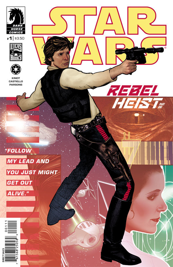 STAR WARS #1 NEWBURY COMICS VARIANT NM OR BETTER HAN SOLO GREEDO WHO SHOT 1ST?