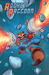 Rocket Raccoon FCBD 2014