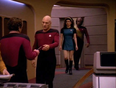 Trek TNG All Good Things