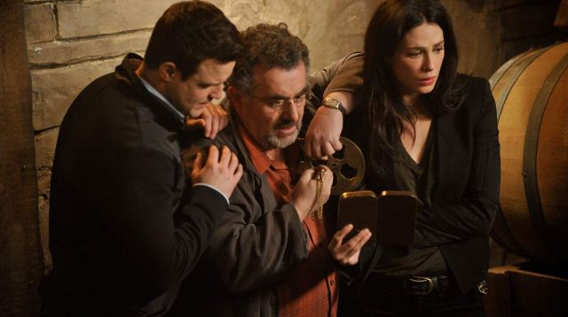 Warehouse 13 crew