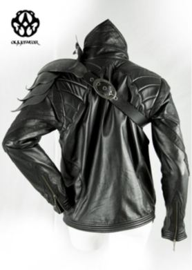 Warrior jacket Ayyawear