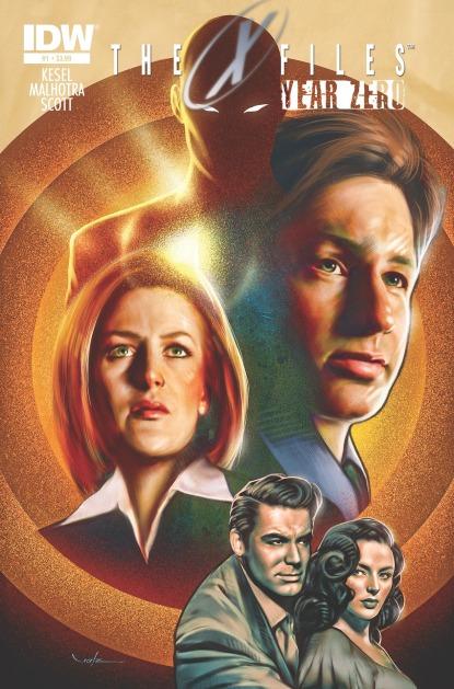 X-Files Year Zero