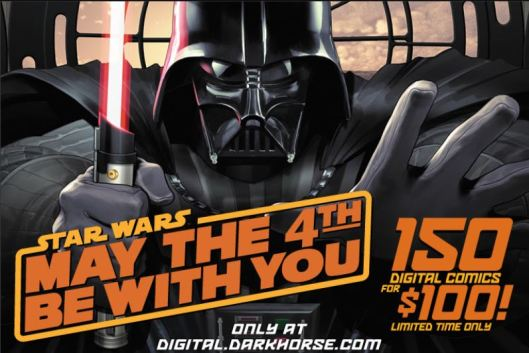 2014 Fourth be With You Dark Horse