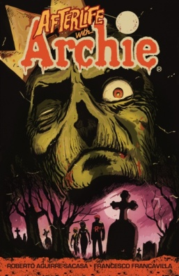 Afterlife with Archie trade paperback