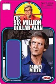 Barney Hiller figure error card