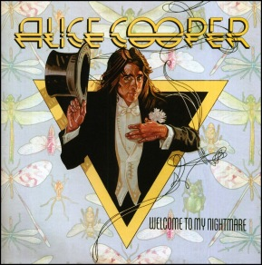 Drew Struzan Alice Cooper Welcome To My Nightmare