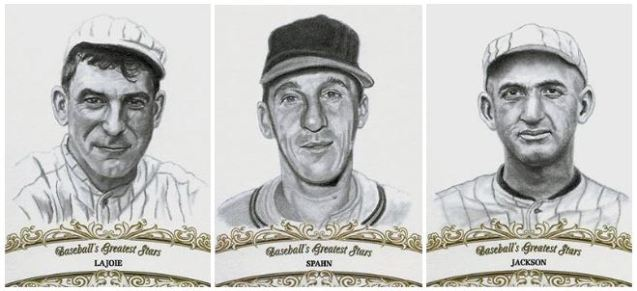 Reinke art baseball cards B