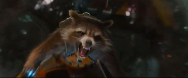 Rocket Raccoon Trailer 2