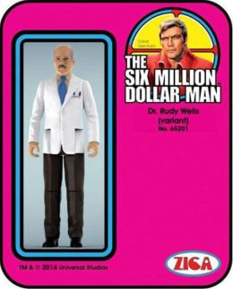Retro Preview Wave 2 Of The Six Million Dollar Man Line on oscar goldman action figure