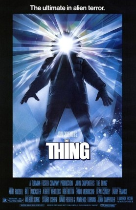 Struzan The Thing poster